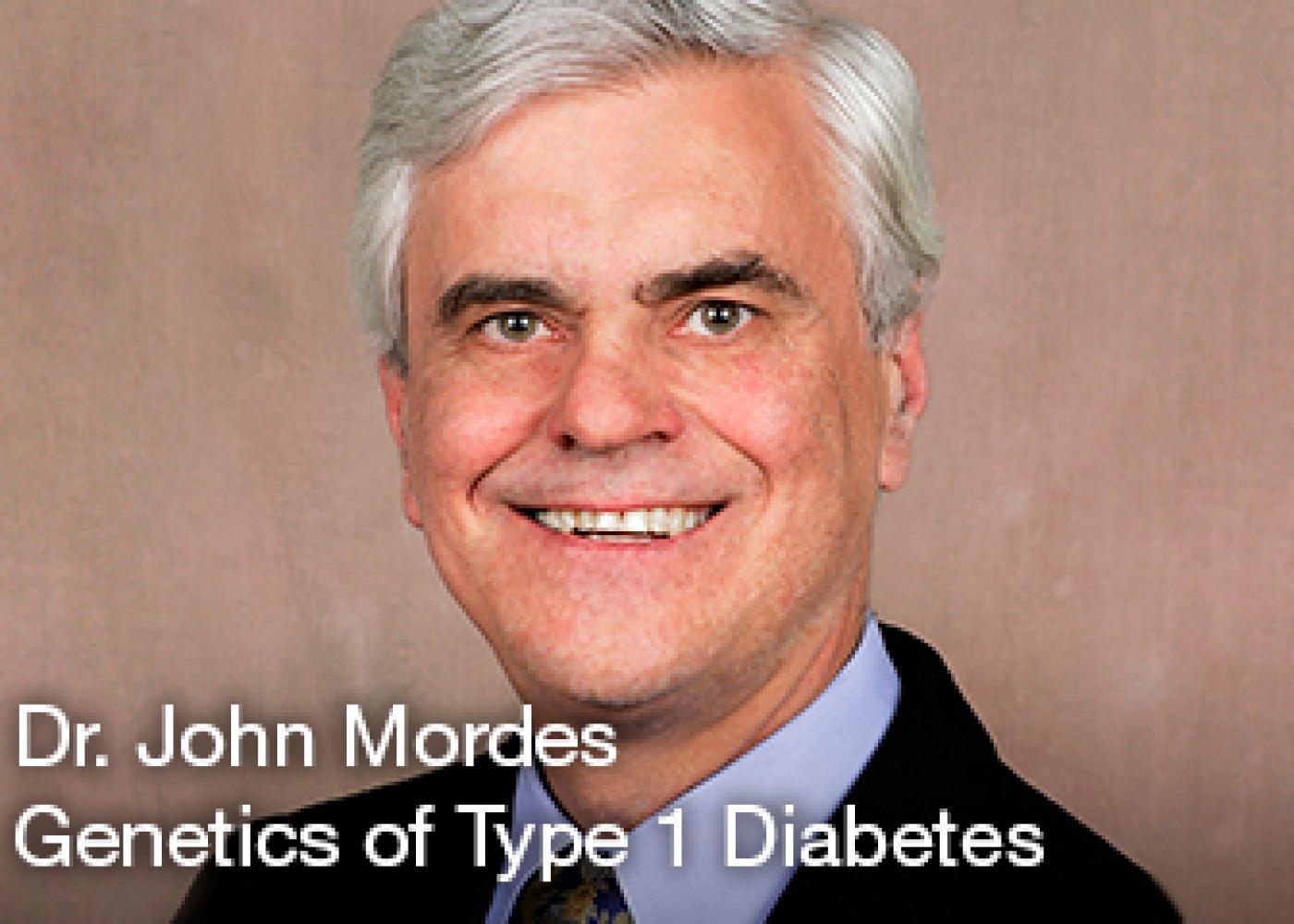 John Mordes headshot