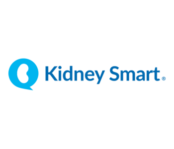 kidney smart logo on white